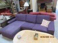 Big 'L' shaped sofa