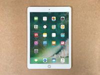 iPad Air 2 64gb Silver - Apple Case - Excellent Condition