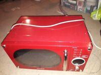 Microwave Daewoo DE 6N9RR good condition