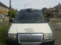 Fiat Scudo TW200 Eurocab Taxi with Wirral Plate or Not