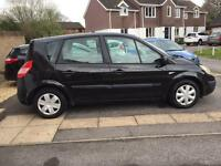 Renault 1.6 vvt scenic expression only £549