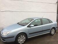 Citroen c5 hdi, low miles, just fully serviced