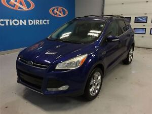 2013 Ford Escape SEL - All Wheel Drive, Leater, Navigation