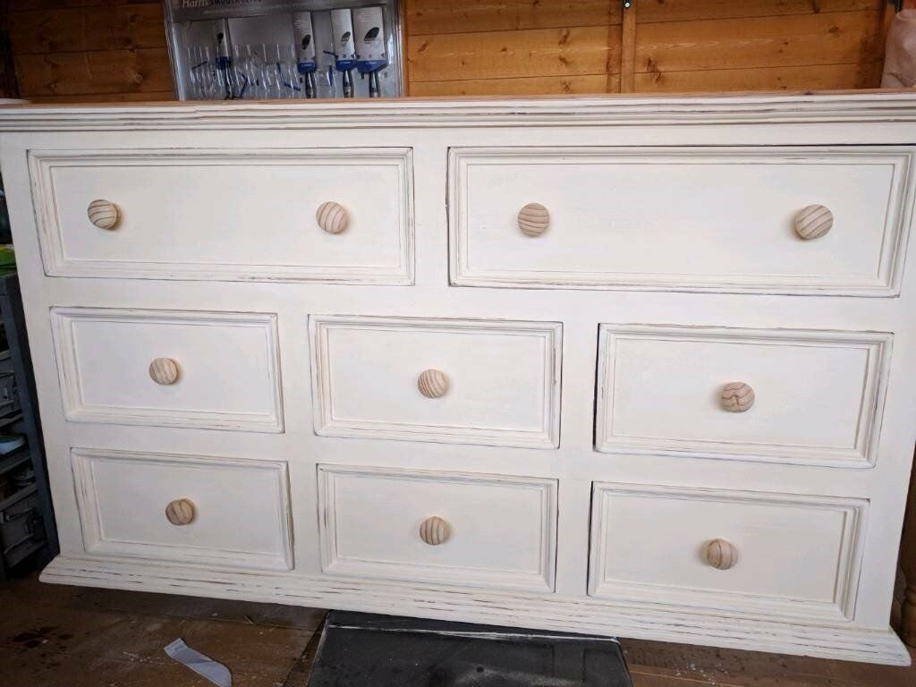 Solid Pine hand made drawers