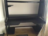 IKEA Fredde computer desk workstation