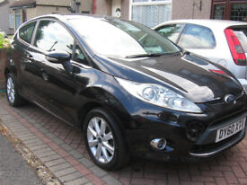 fiesta 1.25 zetec 60-reg one owner with fsh immaculate