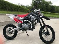 140cc dirt bike