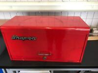 Snap on tool box (top box)