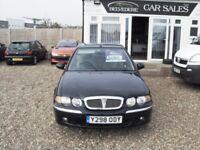 rover 45 1.4 petrol 2001