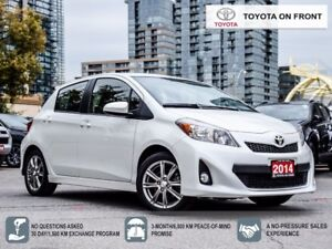 2014 Toyota Yaris SE Hatchback 5-SPD