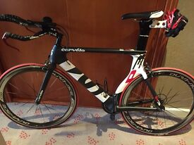 Cervelo P3 TT Bike Ultegra Build - 2013 - 58cm Frame - £1995.00