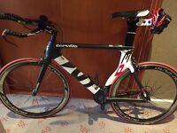Cervelo P3 TT Bike Ultegra Build - 2013 - 58cm Frame - £2500 o.n.o