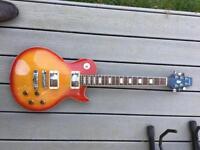 Aria les paul copy electric guitar