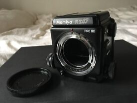 Mamiya RZ67 Pro II D Camera Body - Excellent Condition