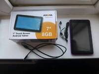 7inch 8GB android tablet