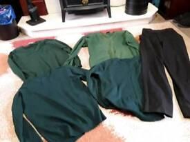 Brunts uniform