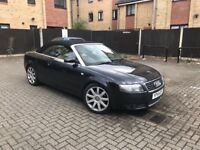 Audi A4 cabriolet convertible Automatic Leather Interior For Sale Or Px Bmw / Mercedes / Vauxhall