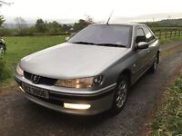 Low miles 115k 2002 Peugeot 406 2.0 Hdi Rapier 90 bhp 4dr trade in considered, credit cards accepted