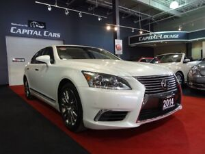 2014 Lexus LS 460 AWD / NAVIGATION / BLUETOOTH / BACK UP CAMERA