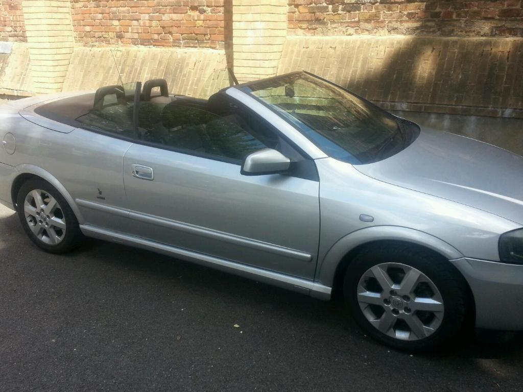 vauxhall astra 1 8 bertone convertible in stoke newington london gumtree. Black Bedroom Furniture Sets. Home Design Ideas