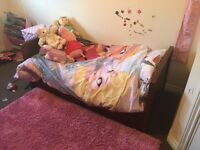 Silver cross cot bed set