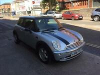 MINI Hatch 1.6 Cooper 3dr 2key -sv-history