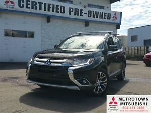 2016 Mitsubishi Outlander GT NAVI; Local, No accidents