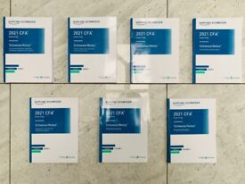 2021 CFA Level 2 (Level II) Exam Study Materials - NEW + FREE NEXT DAY DELIVERY