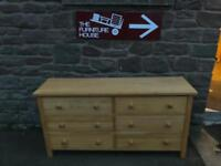 Solid oak chest of drawers * free furniture delivery*