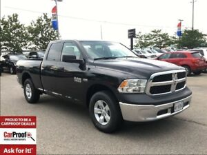 2017 Ram 1500 SXT*4X4*QUAD*U CONNECT*HEMI V8