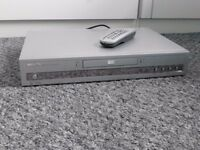 PHILLIPS DVD PLAYER - SILVER