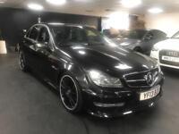 Mercedes-Benz C Class 6.3 C63 AMG MCT 7S 4dr **SATNAV** SUNROOF* 2 OWNERS*
