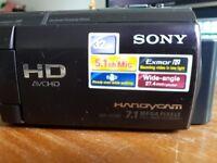 URGENT Sony HandyCam HDR-CX360