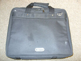 Thoman soft case carry bag. for mixer, pedalboard, leads. mics etc