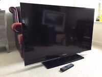 """HD TV Samsung Television 46"""" HDMI Freeview LE46C530F1W"""