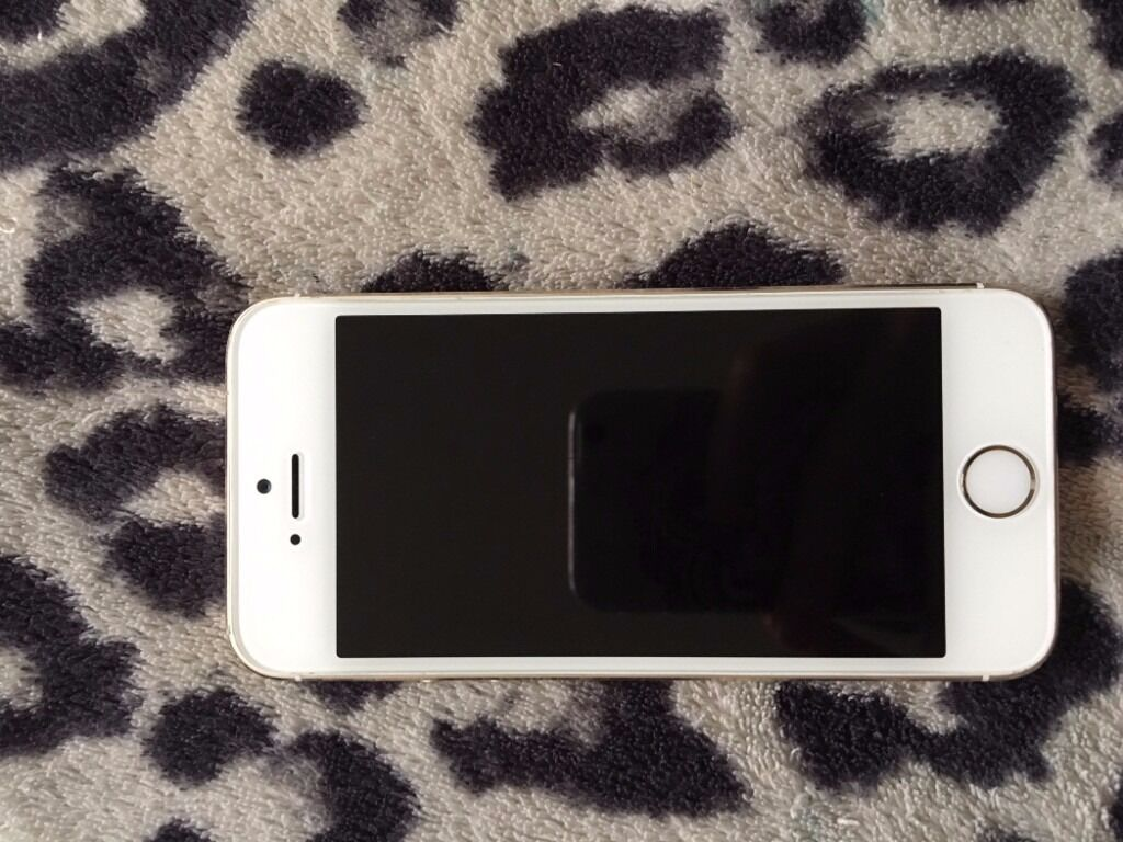 Iphone 5s Gold Vodafonein Glasgow City Centre, GlasgowGumtree - Iphone 5s Gold 16 GB Comes with charger Locked to Vodafone Few scratches but in good condition