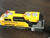CATERPILLAR train & track