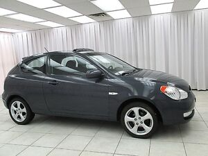 2011 Hyundai Accent SPORT 3DR HATCH w/ SUNROOF, SPOILER & ALLOYS
