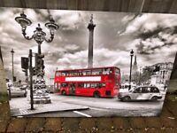 Canvas London picture