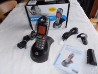 Geemarc AMPLIDECT 280 Cordless Phone Ideal for the hard of hearing