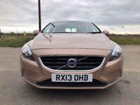 Volvo V40 2.0 D4 SE 5dr (start/stop)£7,995 p/x welcome TOP OF THE RANGE,SAT NAV