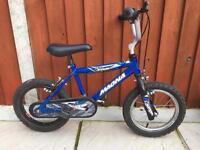 Boys Magna Dirt Jumper 14 inch bmx bike