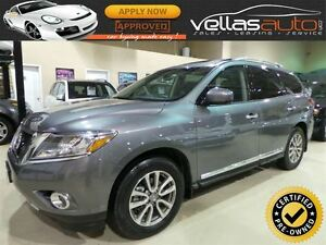2015 Nissan Pathfinder SL**4WD**NAVIGATION**PANORAMIC RF**