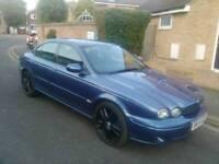 Jaguar xtype 2.0ltr diesel 2004