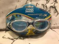 Zoggs Predator Fle Swimming Goggles | Adult |Brand New Boxed