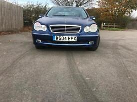 Mercedes C270 diesel Full mercedes History , Not Audi Bmw or Volkswagen