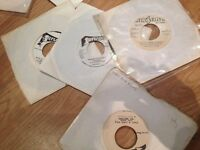 "studio 1 collection reggae 7"" vinyl all hard to find and rare."
