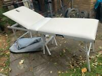 Massage table - some minor specs mould