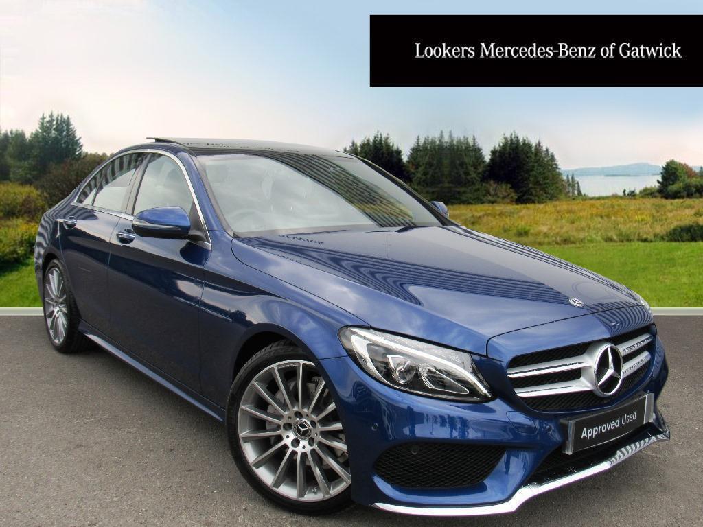 Mercedes C  K Steering