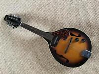 Aria electric acoustic mandolin